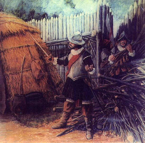 pequot war + essay I wish more teachers would spend a little of time discussing the pequot war since it is one of the  13 things about the pequot war  when the pequot paid the.