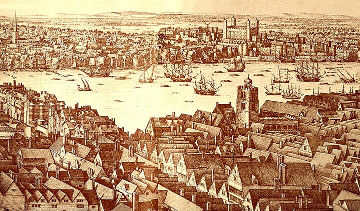 living in london in the 1600s London: brighter lights, bigger city  cunning and cruel, in august 1666 london had spectacular wealth living alongside grinding poverty  political and economic history from 1300 to 1600.