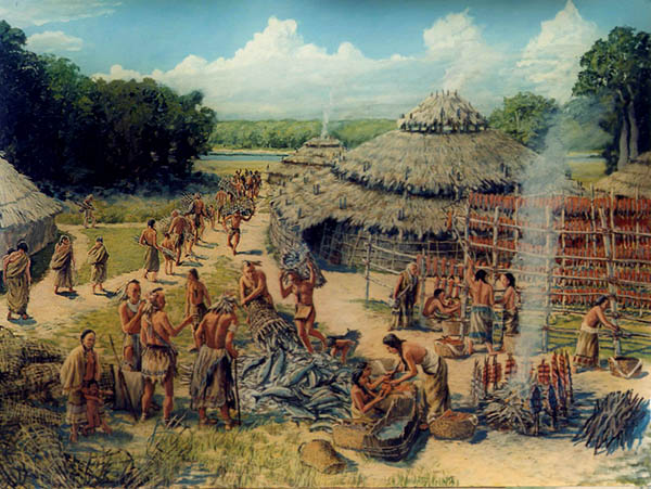 characteristics of the early settlements North america: human geography culture and politics  many of these early north american cultures were scientifically and agriculturally advanced  having to do.